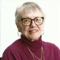 "Gladys Christine ""Chris"" Bigott"