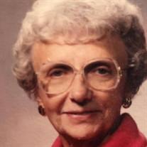 Gladys M. Meinhold