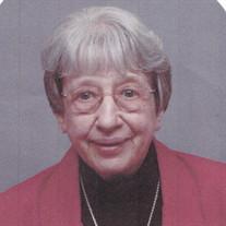 Doris Mary Zander