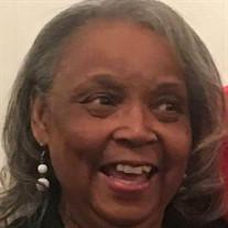 Rev. Ernestine B. Jones