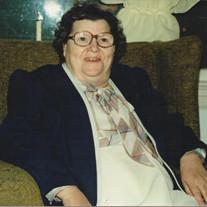 Letha Mae Bailey McKeel