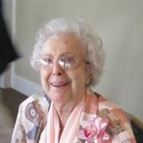 Mrs. Juanita Estel [Miller] Bean
