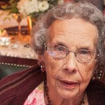 Dorothy Mae Reynolds