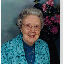 Miss Dorothy Elizabeth Rea