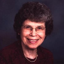 Doris Hunter Mauck