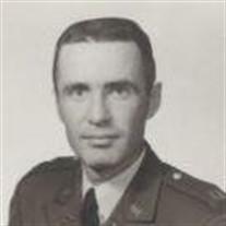 Maj. Ret. Charles Frederick  Fuller