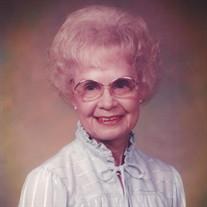 Mary Louella Allen