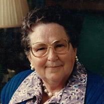 Josephine May Exline