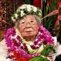 Mildred Tsuyako Wong