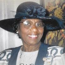 Mrs. Rosie Manning
