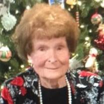 Gladys Lorene Griner Lloyd