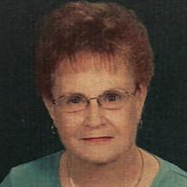 Mrs. Patricia Margaret Mangrum