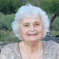 "Martha ""Marty"" Joyce Fitzgerald"
