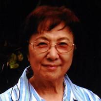 Sister Mary Emiko Fukuda