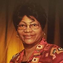 Mrs. Martha Mae Horton