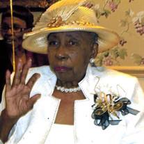 Ms. Susie Mae McDole