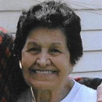 Mrs. Frances Jude