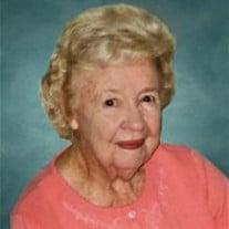 "Edna ""Maxine"" Hargrove Clark"