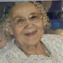 Mrs. Gloria Lewis Brannan