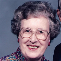 "Sarah Elizabeth ""Betty"" Richardson"