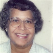 Mrs. Delores Crutchfield