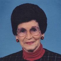 Mrs. Joyce Hill McGee