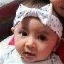 baby Natasha Nicole Mejia-Rivera