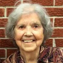 Lorece Robertson Lee, Henderson,  TN