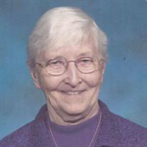 Sister Anna Marie Dressler