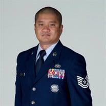 Master Sgt Ivan Albert Reyes