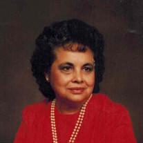 Antonia M. Flores