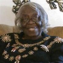 Mrs. Margaret Cooper Washington