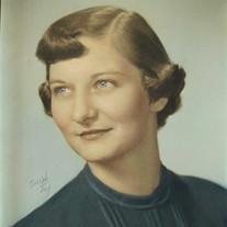 Martha L Hughes
