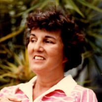 Joan Mary Petrosky