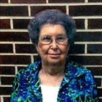 Hallie Ruth Garrison