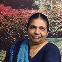 Lilavati  P. Sheth