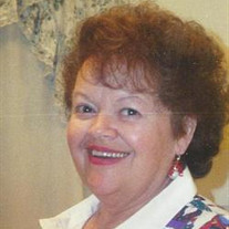 Patricia 'Pat' Eileen DeGagne