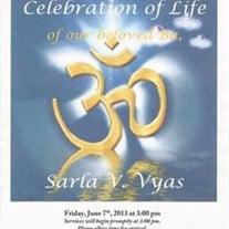 Sarla   Vyas
