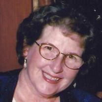 Peggy  Ann Hankins