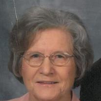 Marie Allene Stalon