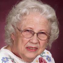 Gladys Louise Williams Thomas