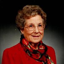 Mamie T. McDowell