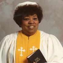 Evangelist Dorothy A. Barnes