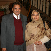 Bushra Naheed Munir Chughtai