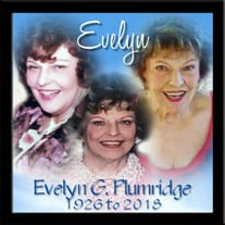 Mrs. Evelyn G. Plumridge