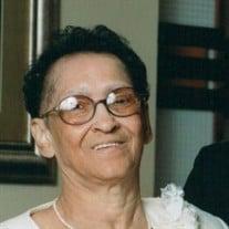 Mrs. Florestine Rideaux