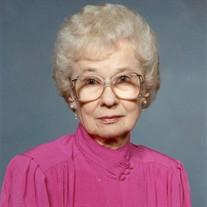 Mrs.  Stella Josephine Priebe