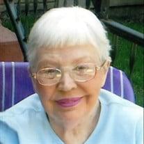 "Margaret ""Peggy"" A. Mahaffey"