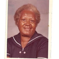 Lucille Mobley Williams