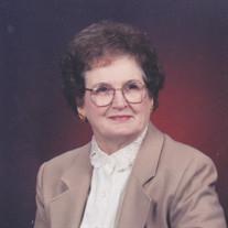 Pauline Mayree (Cawood) Ball